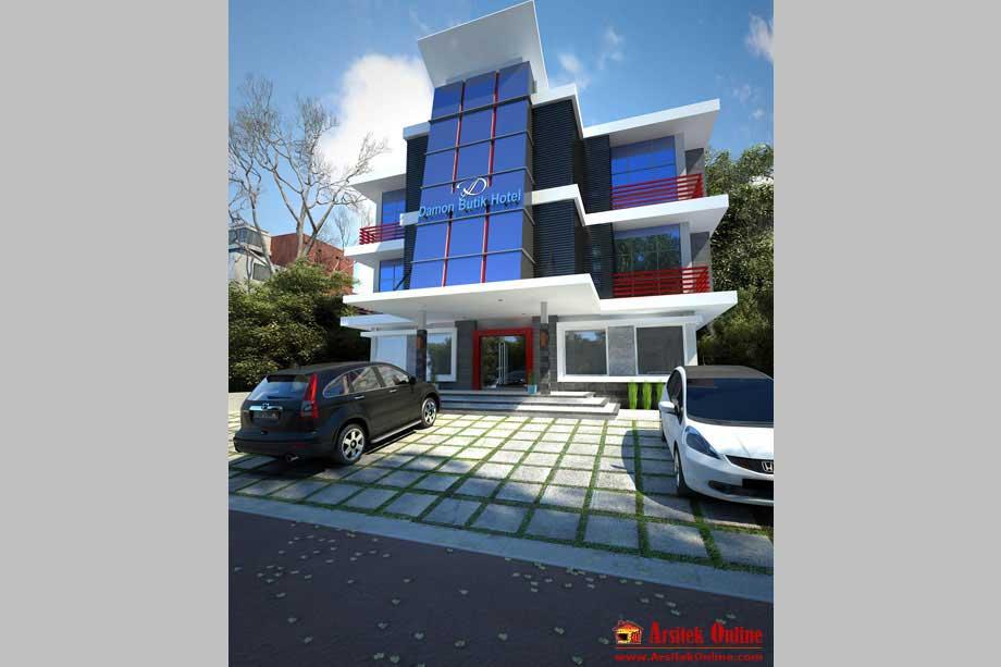 alamat arsitek indonesia