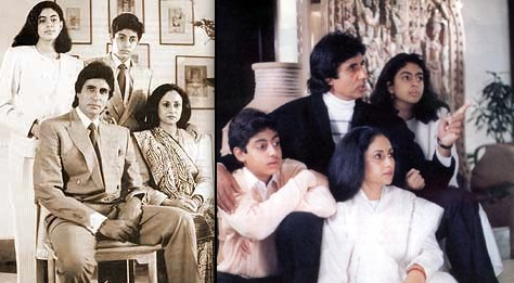 amitabh bachchan family tree - photo #8