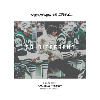 "Memphis Bleek - ""So Different"" f. Manolo Rose"
