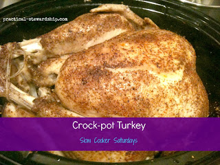 Crock Pot Turkey