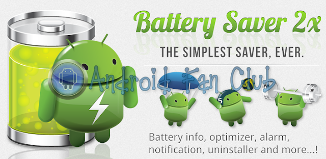 Battery Saver 2X Save Battery! Android APK Download
