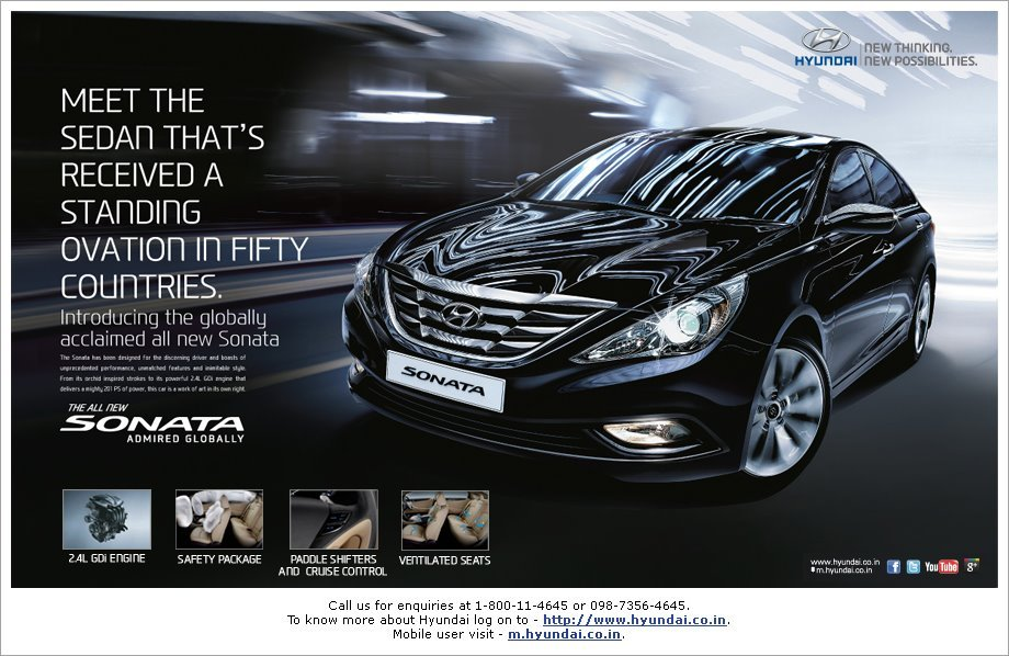 hyundai sonata fluidic launched in india at a price of rs lakh wheel o mania. Black Bedroom Furniture Sets. Home Design Ideas