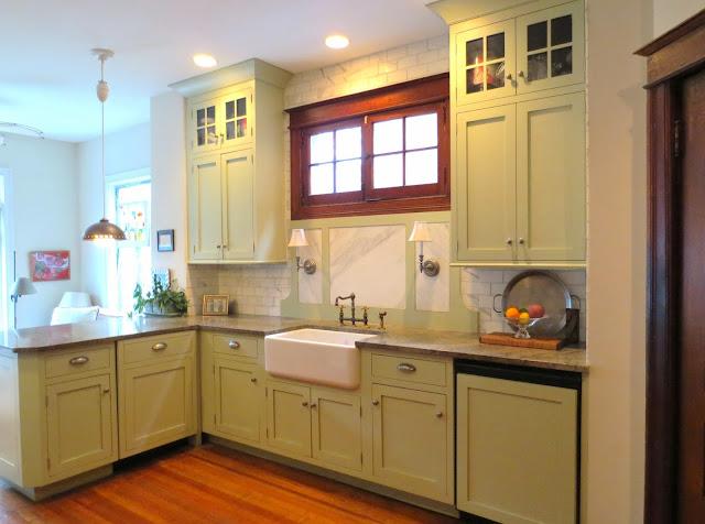 Row House Refuge Timeless Kitchen Design Part 2