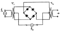 double balanced mixer circuit