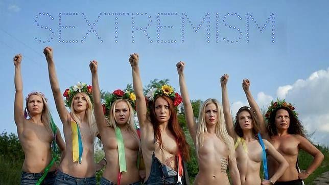 Desnudos en publicidad extranjera