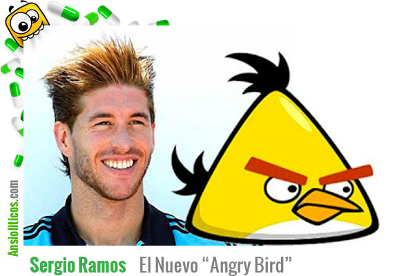 Chiste de Sergio Ramos