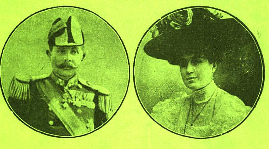 Idila de la Sinaia a arhiducelui Franz Ferdinand
