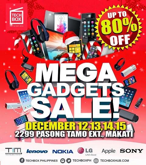 MEGA Gadgets SALE, SALE, SALE - Techbox Philippines