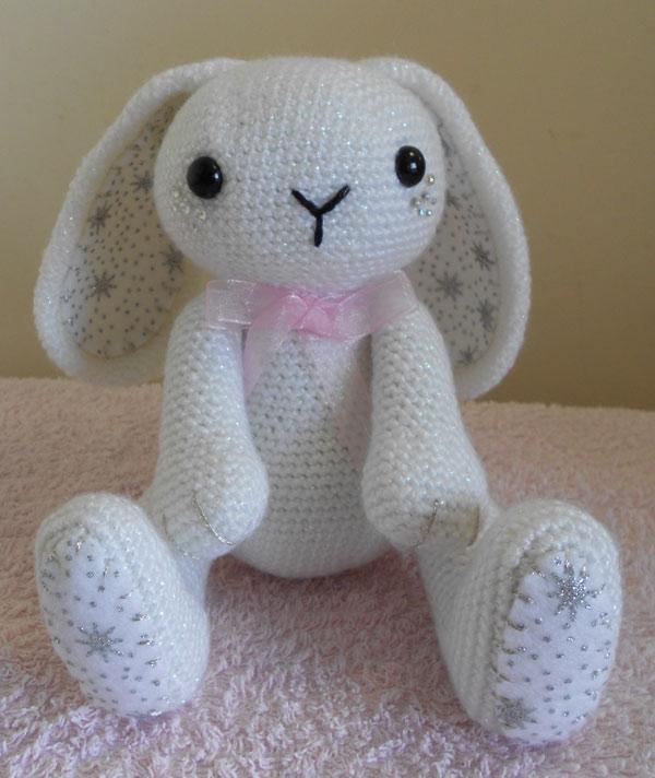 Amigurumi Rabbit Face : Adorable Amigurumi