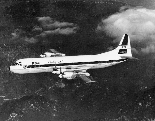 Lockheed L-188A Electra