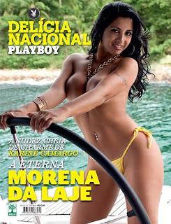 Download - Karine Camargo (Morena da Laje) : Playboy Especial – Setembro 2012