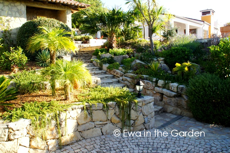 Ewa in the Garden: 25 Photos of Casa Amarela, Organic Mediterranean ...