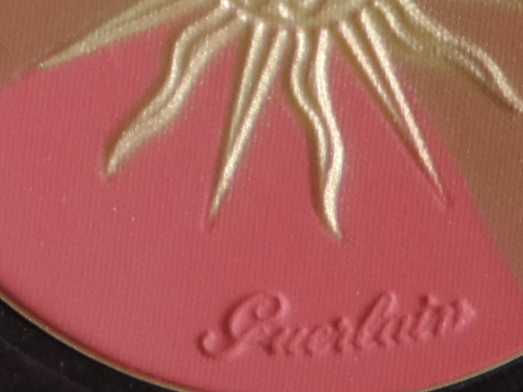 Guerlain Terracotta Sun Celebration Bronzing Blush Powder