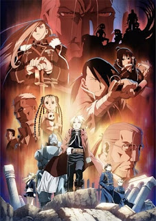 Download Fullmetal Alchemist: Brotherhood [Subtitle Indonesia]
