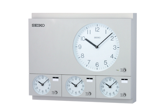 SEIKO QC-55302 Master Clock