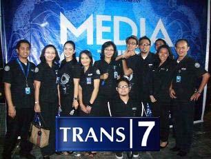 Job Vacancy Trans 7 October 2012