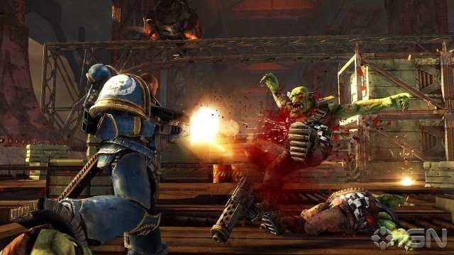 Warhammer 40000 Space Marine 2011 XBOX360 Full Español [RF] Descargar DVD9
