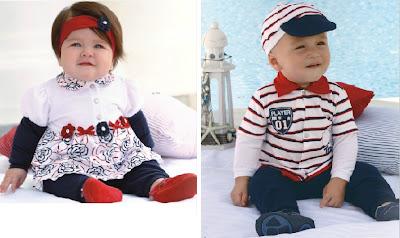 MODA INFANTIL COLECCION 2012 PRIMAVERA VERANO