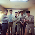 WINNER backstage Yoo Hee Yeol SketchBook [PHOTO]