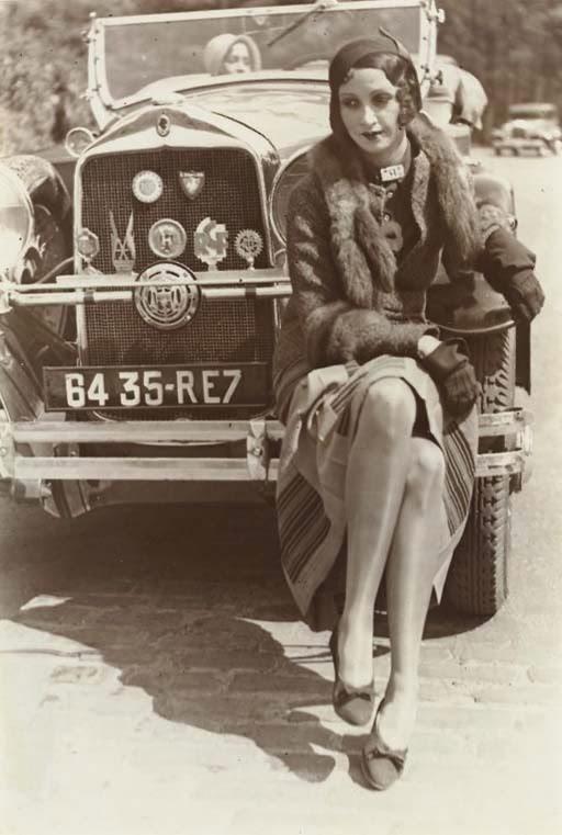 Flappers, las rebeldes de los años 20