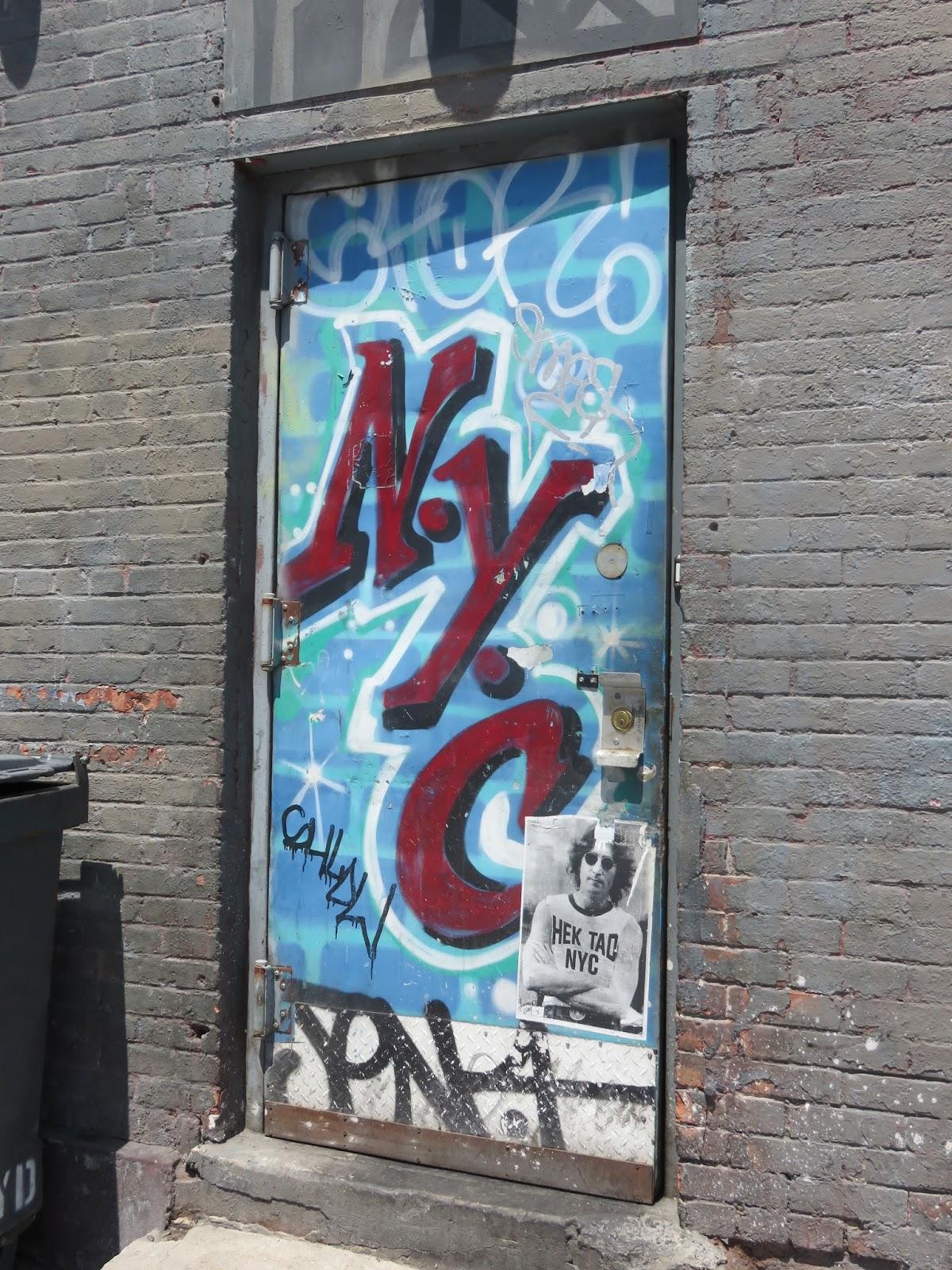 East Village...Lower East Side.....Loisaida.........Street Art ...