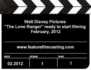 Disney The Lone Ranger Casting Calls Auditions