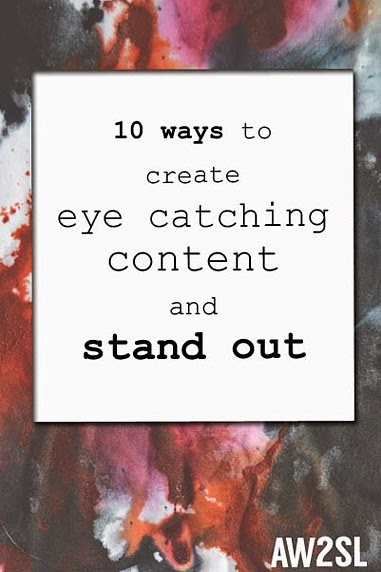 10 Ways To Stand Out @ Army Wife to Suburban Life