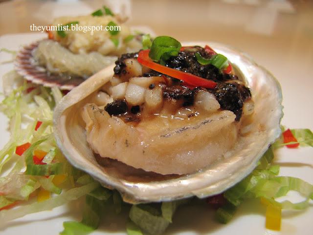 Mandarin Oriental Kuala Lumpur, Sanya, Lai Po Heen, Hainanese menu