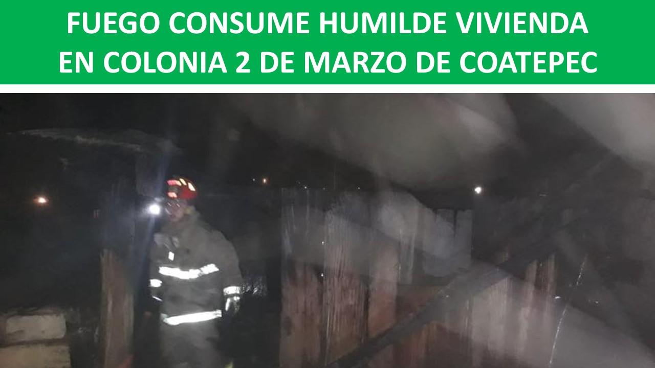 COLONIA 2 DE MARZO DE COATEPEC