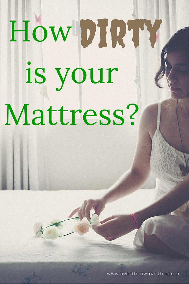 How #clean is your mattress? Get some quick and easy DIYs to help keep