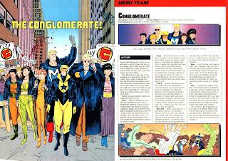 Conglomerado (fichas dc comics)