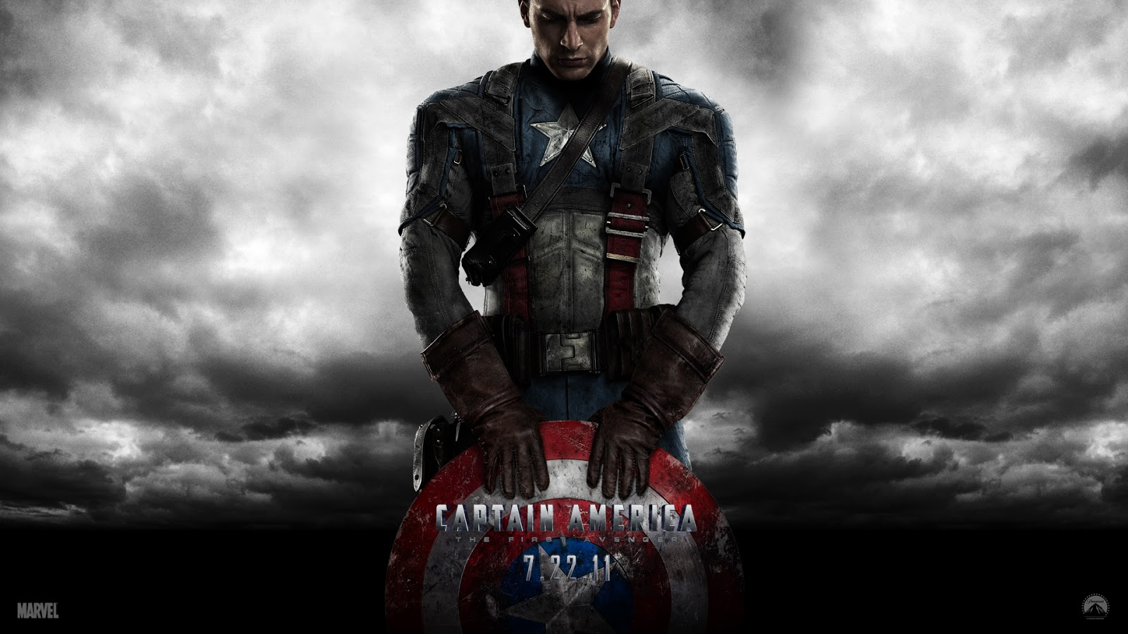 Captain America The First Soldier Movie Wallpaper