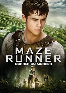 Maze Runner: Correr ou Morrer - BDRip Dual Áudio