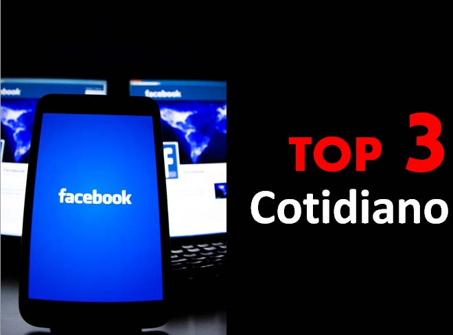 Top 3 - Cotidiano