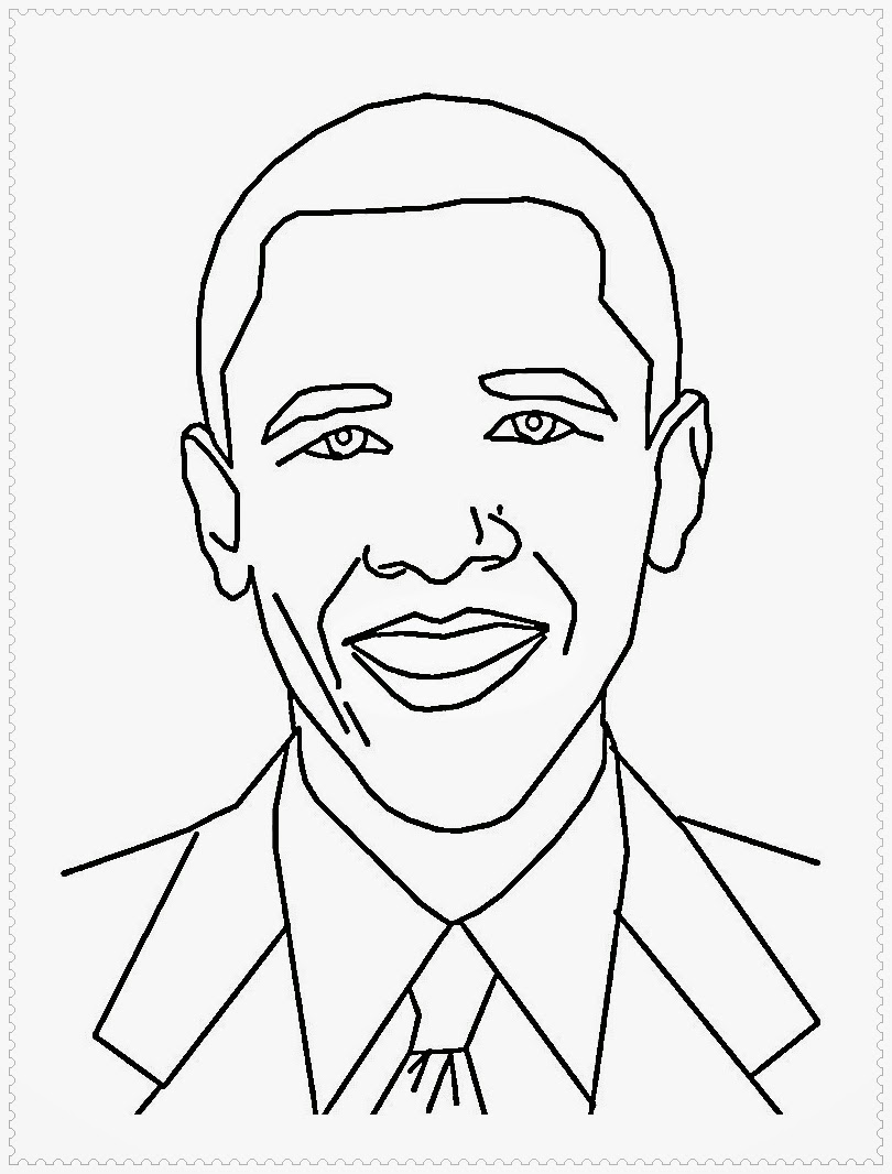 all 44 presidents coloring pages - photo#25