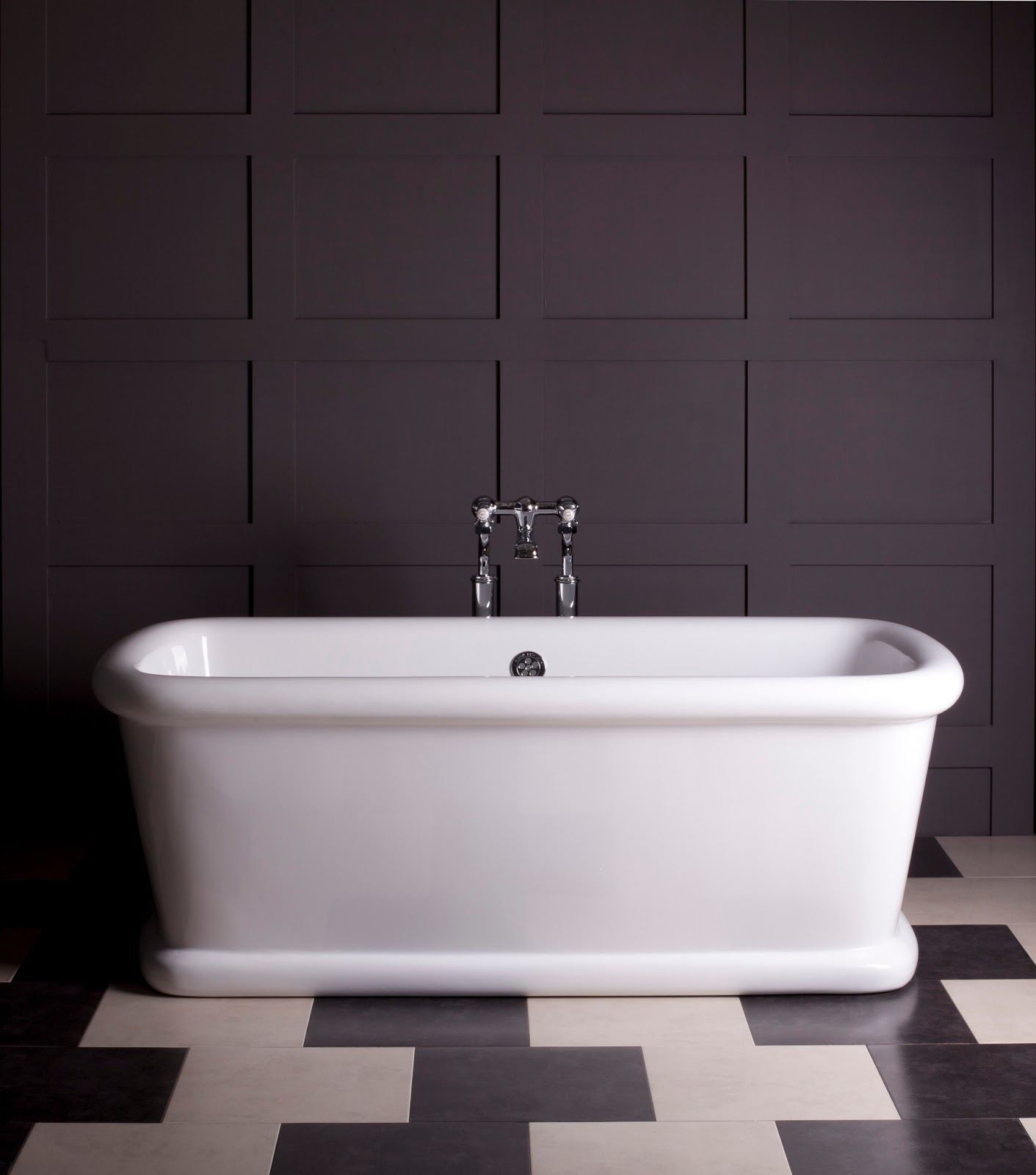 The albion bath company ltd small free standing bath tubs - Soaking tubs for small bathrooms ...