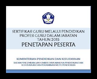JUKNIS PENDIDIKAN PROFESI GURU DALAM JABATAN ( PPGJ )