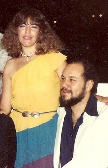 Loly Señaris Calviño y José Emilio Castellanos.