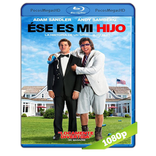 Ese Es Mi Hijo (2012) BRRip 1080p Audio Dual Latino/Ingles 5.1