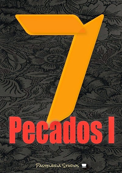 """Co-autora na coletânea """" Se7e Pecados """""""
