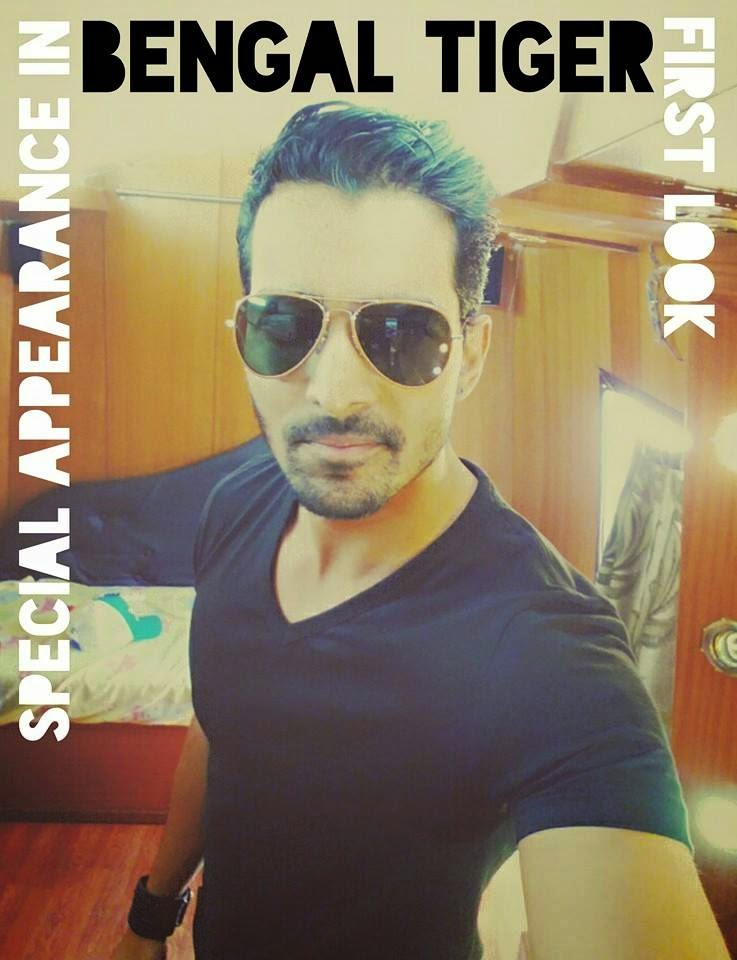Harshvardhan Rane Special appearance in BENGAL TIGER