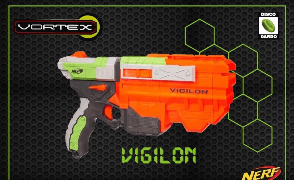 Vortex Vigilon Nerf Project