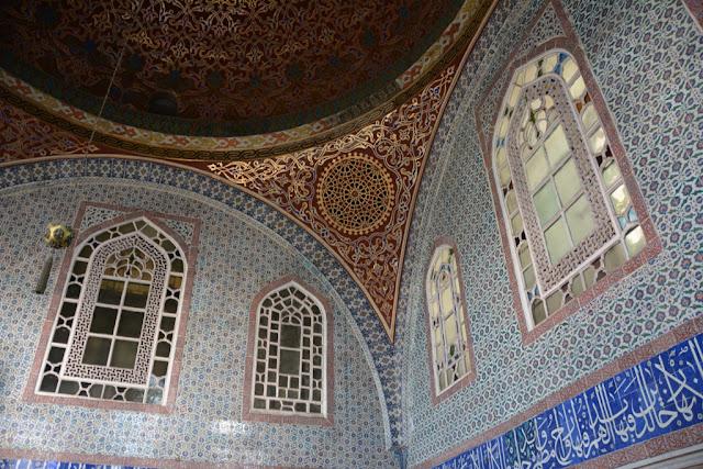 Topkapi Harem, Istanbul