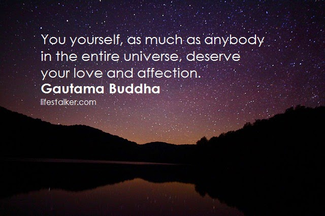 buddha quotes on self acceptance and self love