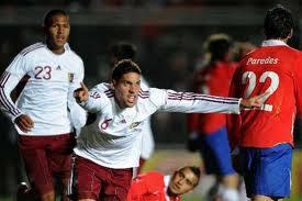 cichero hizo el gol de la victoria contra chile