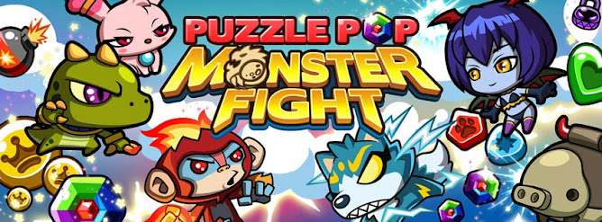 <center>Puzzle Pop: Monster Fight</center>