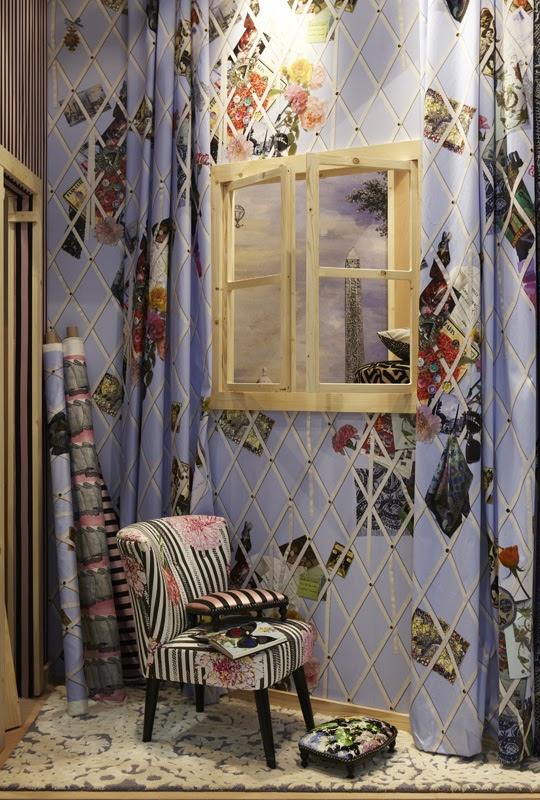 Personally selected products maison objet paris 2012 - Designers guild telas ...