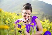 Hari priya photo shoot among yellow folwers-thumbnail-18