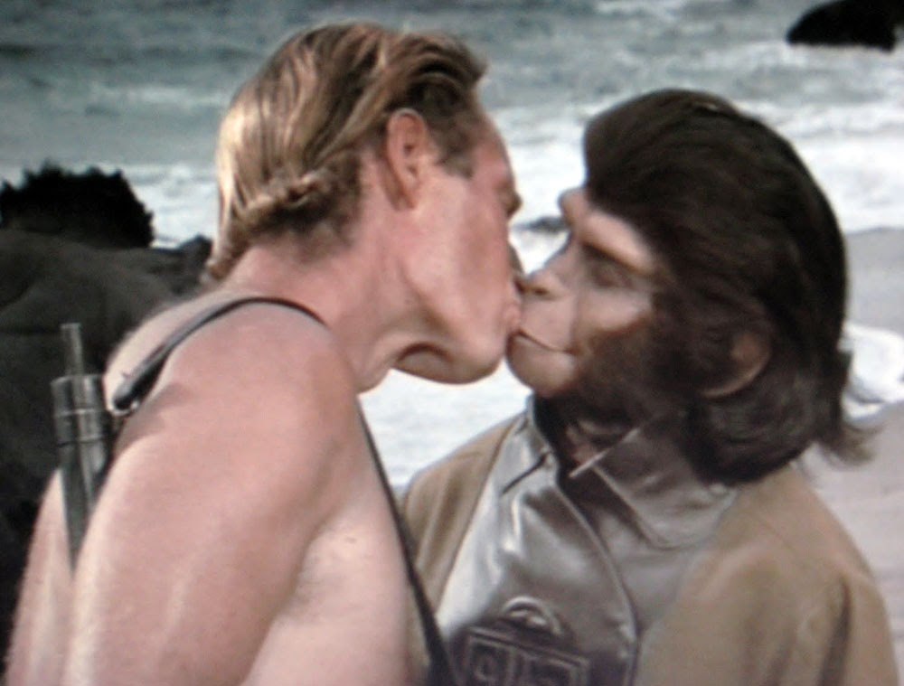 Planet of the apes sex
