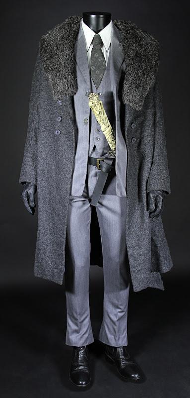 Jonathan Rhys Meyers Dracula Alexander Grayson TV costume